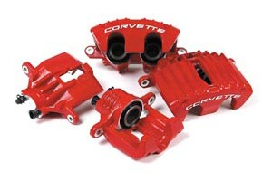 97-04 Z06 Brake Kit  (RED CALIPERS)
