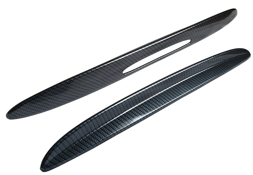 Z06 Spoiler with Carbon Fiber Finish (Fits C6, Z06 & GS)
