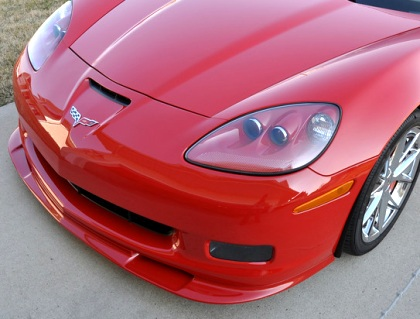 ZR1 Style Splitter - Fits Z06, GS & ZR1 (In Factory Colors) -USA