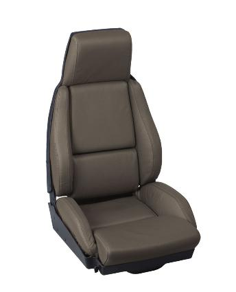 84 88 Corvette Leather Seat Covers On Foam For Standard