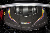 Cadillac CTSV Carbon Fiber Engine Cover
