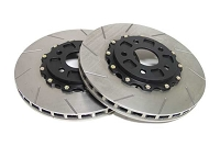 14-19 Z51 Front 2pc Slotted Brake Rotors