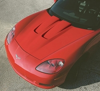 05-13 C6 Corvette Cold Air Hood