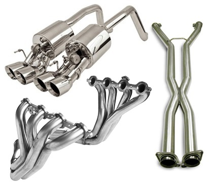 Mufflers, X Pipes, Headers
