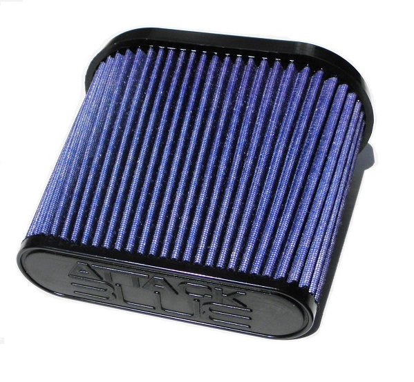 Attack Blue 14-19 Corvette Dry Nanofiber Power Filter- LT1 & LT4