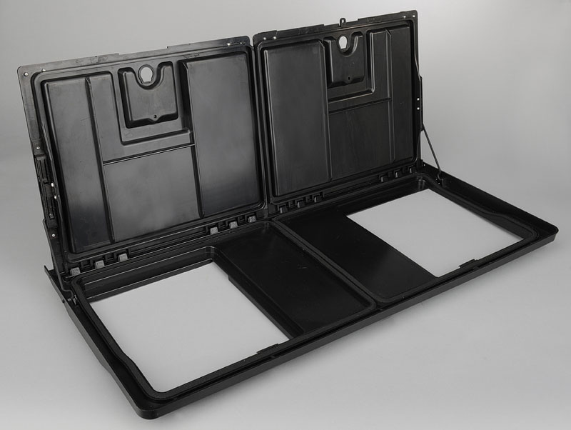 C4 Corvette Storage Compartment Doors