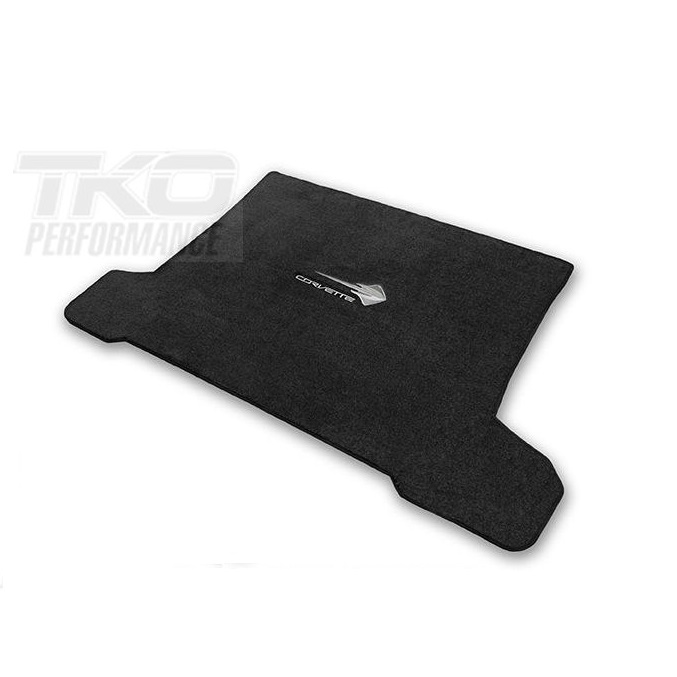14-19 C7 Lloyds Ultimat Cargo Mat w/C7 Stingray & Corvette Script - AVAILABLE IN COUPE & CONVERTIBLE