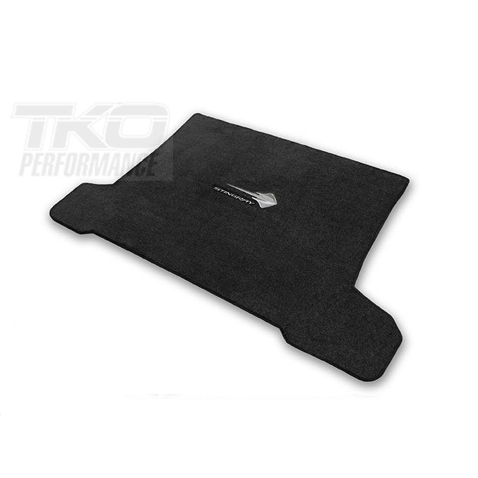 14-19 C7 loyd Ultimat Cargo Mat w/C7 Stingray & Stingray Script - AVAIBLE IN COUPE & CONVERTIBLE