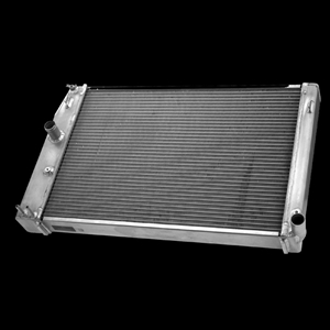 Camaro SS V8 Alum Radiator for vehicle w/ no Transmission Cooler (External Cooler Required)