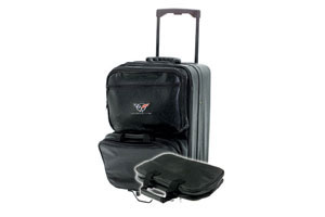 Corvette Travel Bag on Wheels