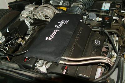 LT1, L98, LT4, Corvette Racing Cooler