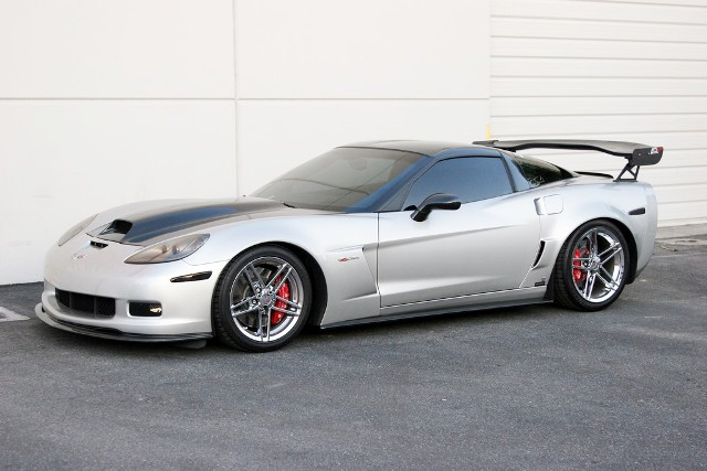 Z06 , GS  Carbon Fiber Side Skirts/Splitters