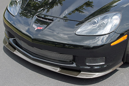 06-12 ZR1 Carbon Fiber Front Splitter (GM)