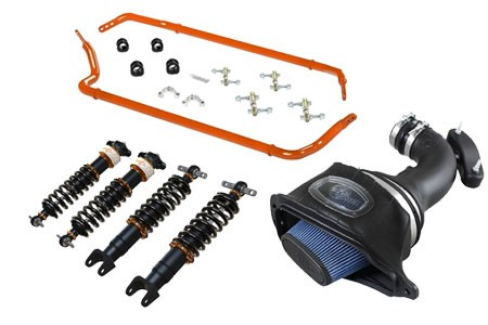 14-17 aFe Control Stage 2 Suspension & Performance Package