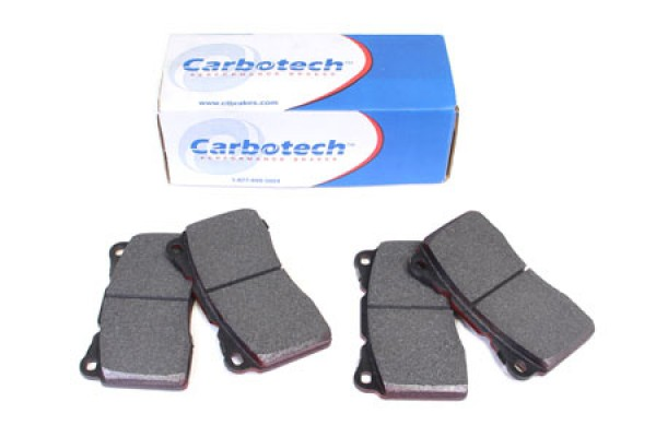 14-16 Carbotech AX6 Front Brake Pads