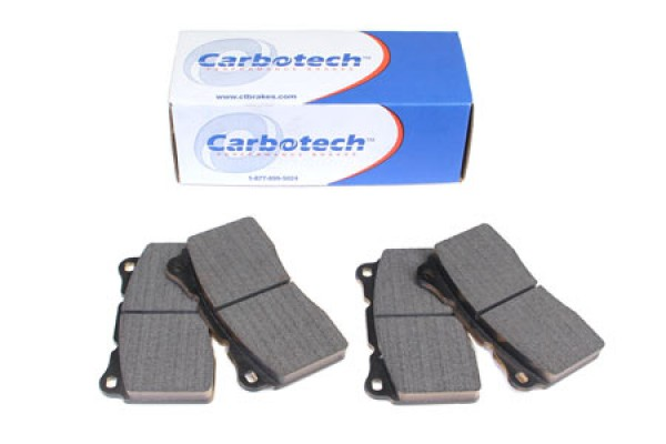 14-19 Carbotech XP20 Front Brake Pads