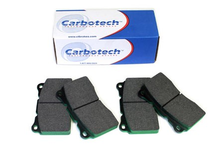 14-16 Carbotech XP24 Front Brake Pads