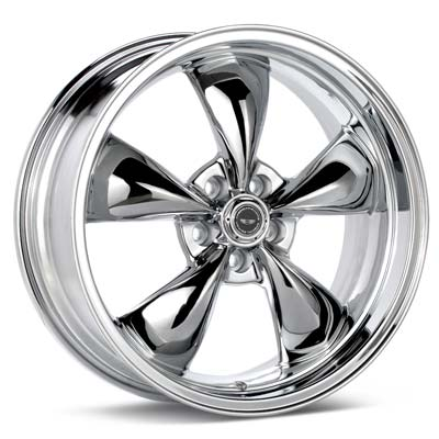 17x9  17x10.5  Torq-Thrust M / Chrome Plated (Set of 4)  - American Racing