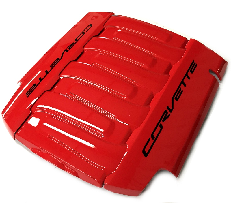 2014 2016 C7 Corvette Stingray Painted Body Color Plenum Cover