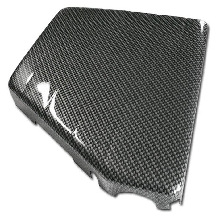2010-2013 Camaro Air Box Cover  - Carbon Fiber Finish