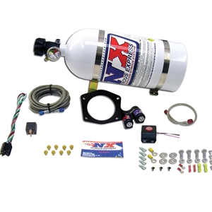 2010-2014 Camaro Nitrous Oxide - NX 35-150HP System w/10LB. Bottle and LS3 Throttle Body Injection Plate
