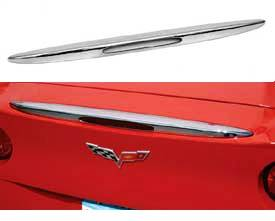 05-13 Corvette Chrome Finish Spoiler