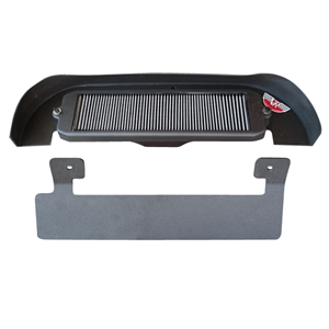 2010-2011 Camaro V6 - VR DZ-6 Ram Air Induction System