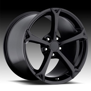 97-04 2010 Grand Sport Black Wheel Set (17x8.5