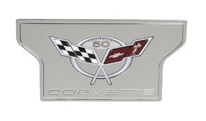 97-04 50th Billet Exhaust Plate