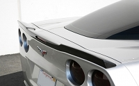 05-13 Corvette Carbon Fiber Rear Spoiler