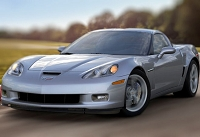 GS & Z06 Cleartastic® PLUS -  Invisible Paint Protection Kit (Cars without GM emblems on brake duct)