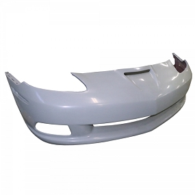 Z06 Corvette Design Front Bumper (For Z06, GS & Z06 Fenders)