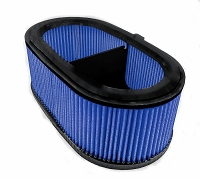 2020-21 C8 Corvette Attack Blue Dry NanoFiber Performance Filter
