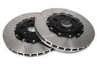 06-13 Z06/GS Front 14in 2pc Slotted Brake Rotors (Heavy Duty)