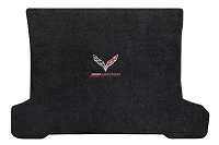 17-19 Coupe Lloyd Ultimat Cargo Mat w/ Grand Sport & C7 Flags  - AVAILABLE IN COUPE & CONVERTIBLE
