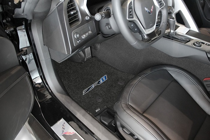 2019 Lloyds Zr1 Corvette Ultimat Front Mats All Factory Colors Available