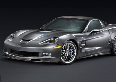 05-13 Corvette Body Upgrade Kit, ZR1 Front