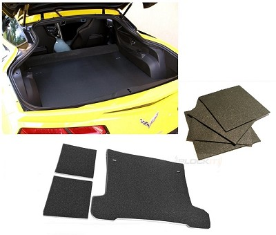 "14-19 Blockit™ ""Quick & Quiet"" Deadening Mats PLUS DeadMats - Save With This Combo Kit!"