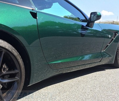 Cleartastic®  Invisible Paint Protection Film -Rocker & Lower Door - Stingray