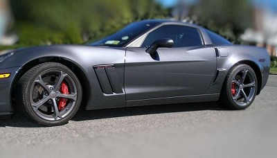 GS & Z06 Cleartastic ® Plus - Invisible Paint Protection Kits (Cars with GM emblems on the brake duct)
