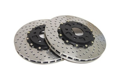 14-19 Z51 Front 2pc Drilled Brake Rotors
