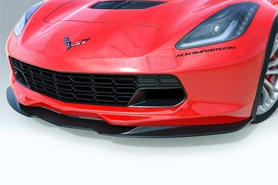 14-19 ACS Stingray Front Splitter