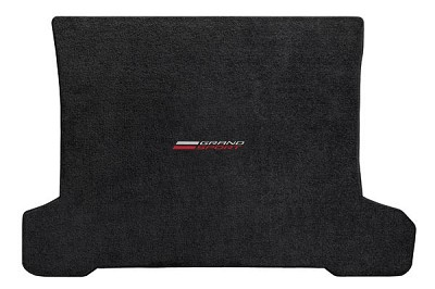 17-19 Coupe Lloyd Ultimat Cargo Mat w/ Grand Sport Logo   - AVAILABLE IN COUPE & CONVERTIBLE