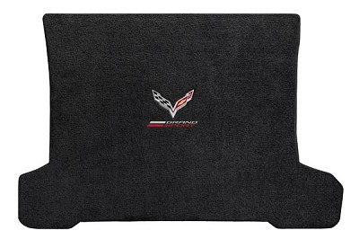 17-18 Coupe Lloyd Ultimat Cargo Mat w/ Grand Sport & C7 Flags  - AVAILABLE IN COUPE & CONVERTIBLE