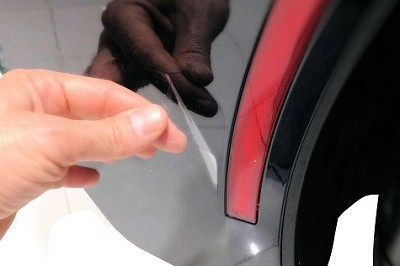 Cleartastic® Stingray Invisible Paint Protection Film - Behind Front & Rear Wheel Kit