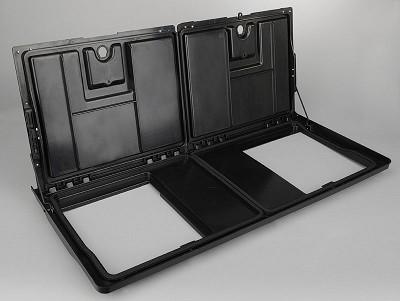 C4 Corvette Storage Compartment Doors