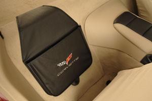 C6 Behind Seat Storage Pouch