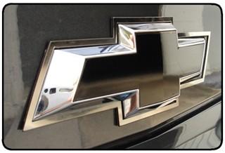 2010 Camaro SS & RS Rear OEM Logo Trim Kit
