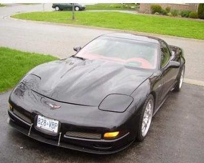 97-04 C5 Corvette Front Wind Splitter
