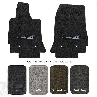2019 LLOYDS ZR1 CORVETTE   ULTIMAT FRONT MATS - ALL FACTORY COLORS AVAILABLE